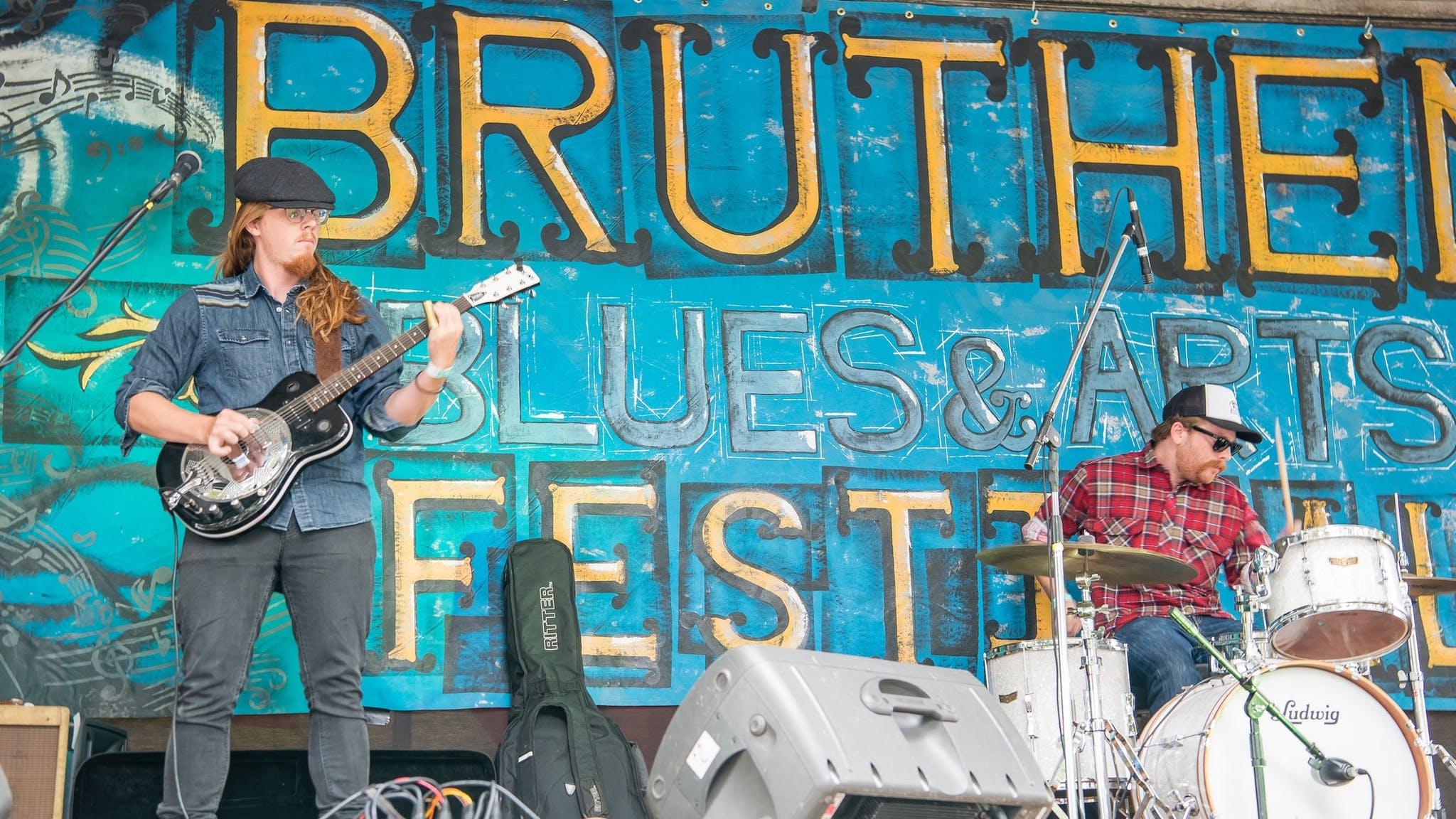 Bruthen Blues