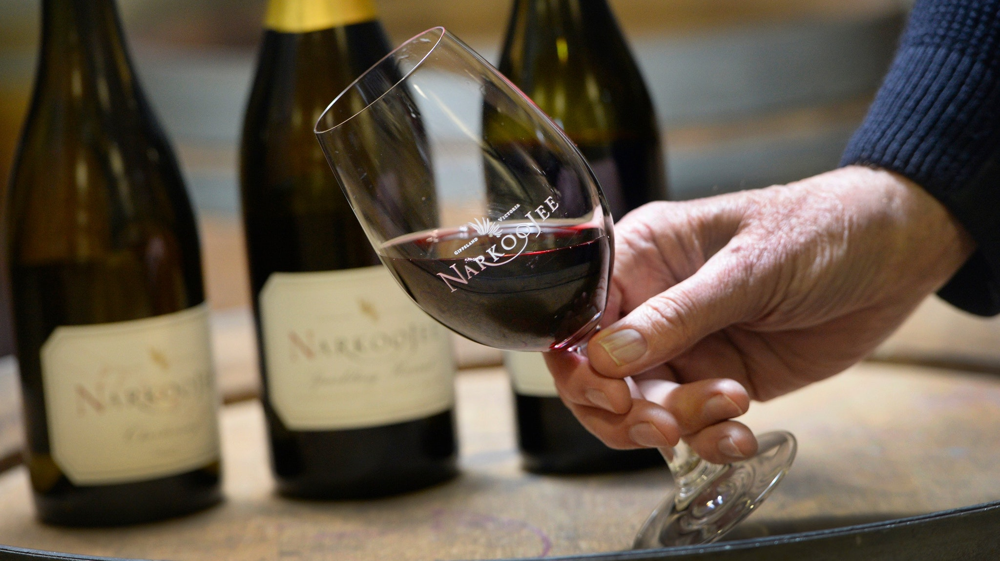 Narkoojee wines -  Glengarry - Traralgon - Latrobe - Gippsland