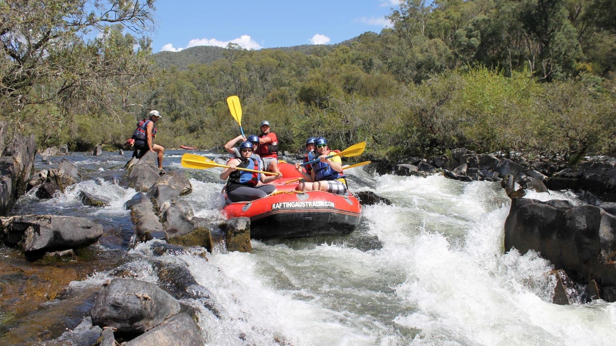 Rafting Australia