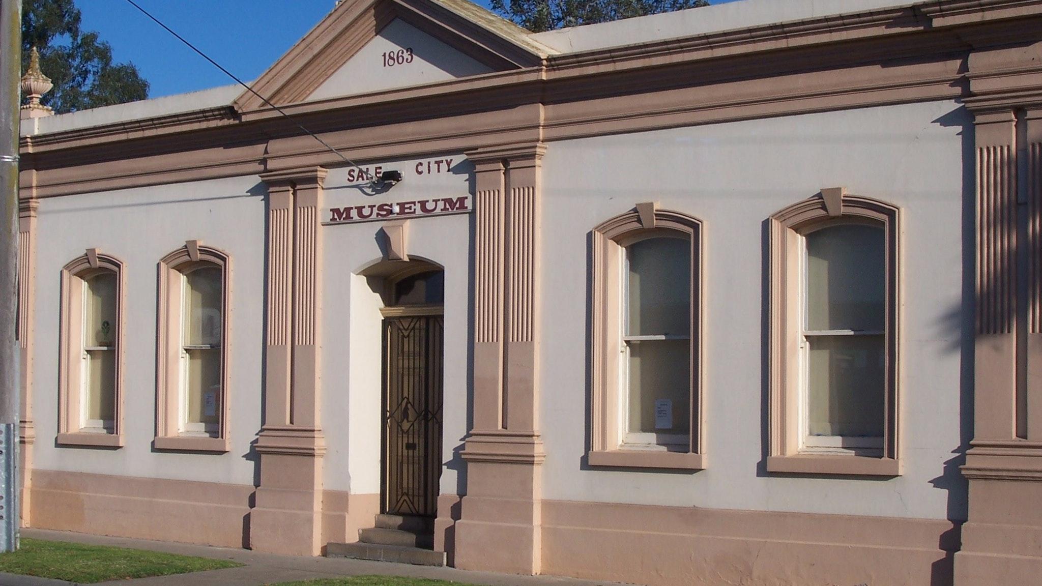 Sale City Museum