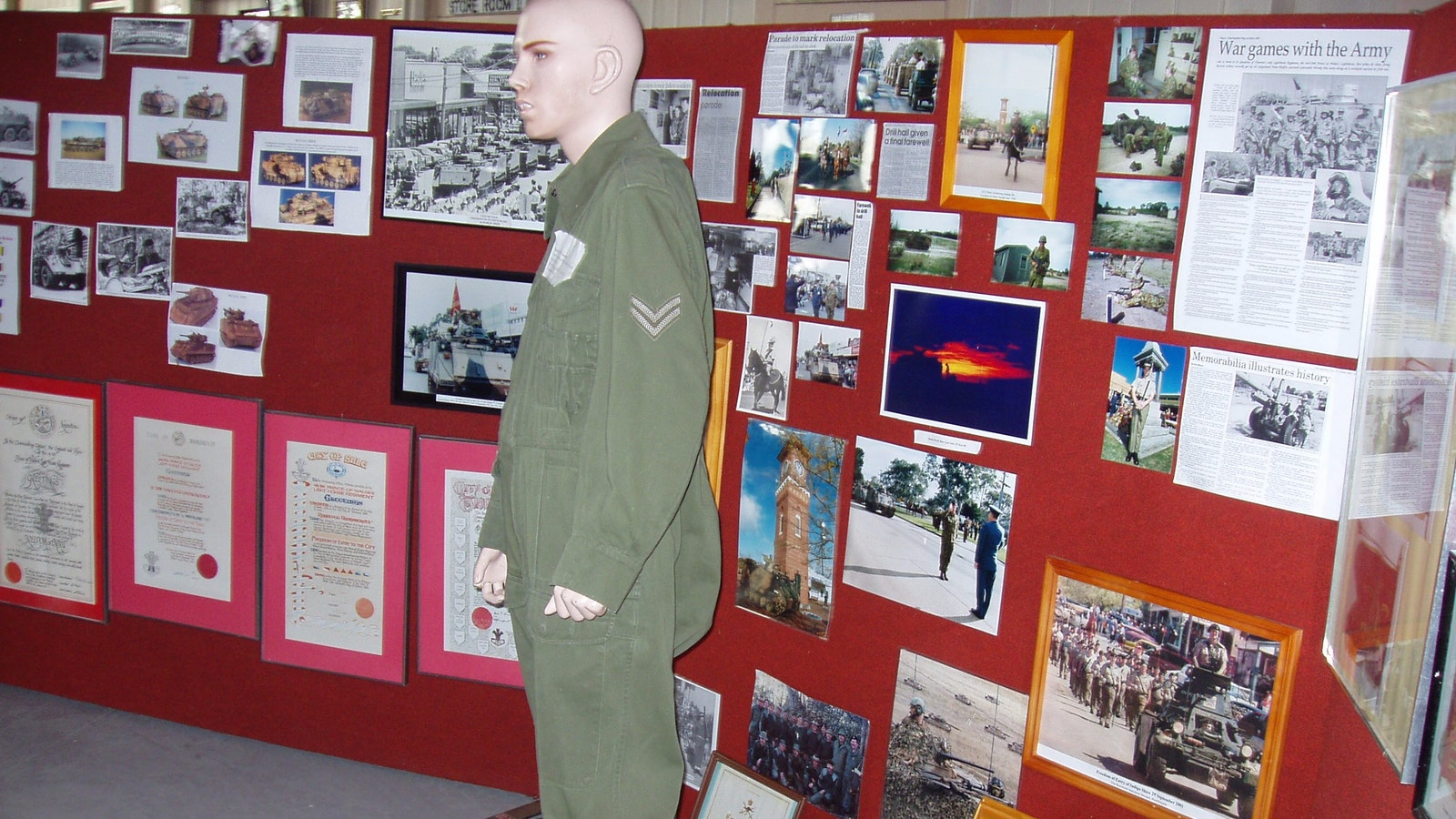 Gippsland Armed Forces Museum