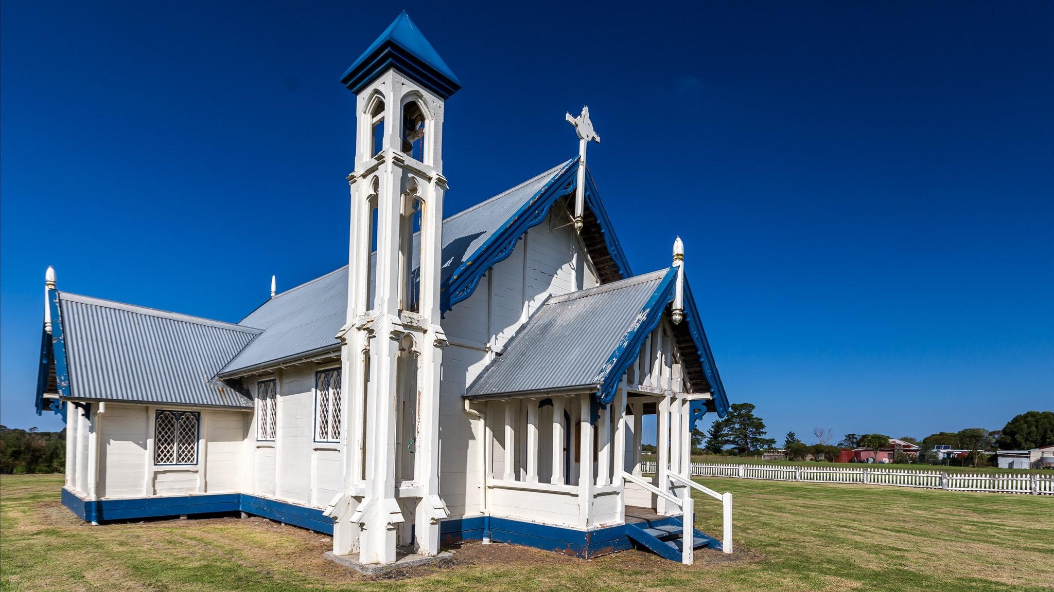 Tarraville Church