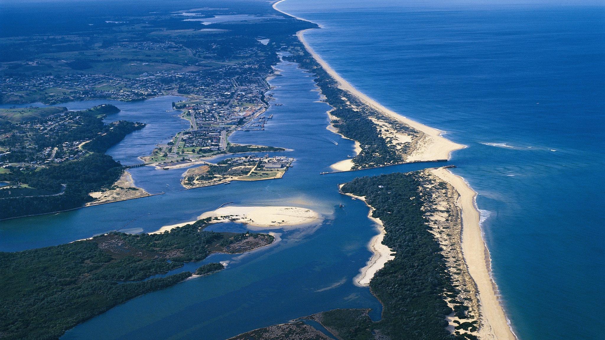Ninety Mile Beach Marine National Park