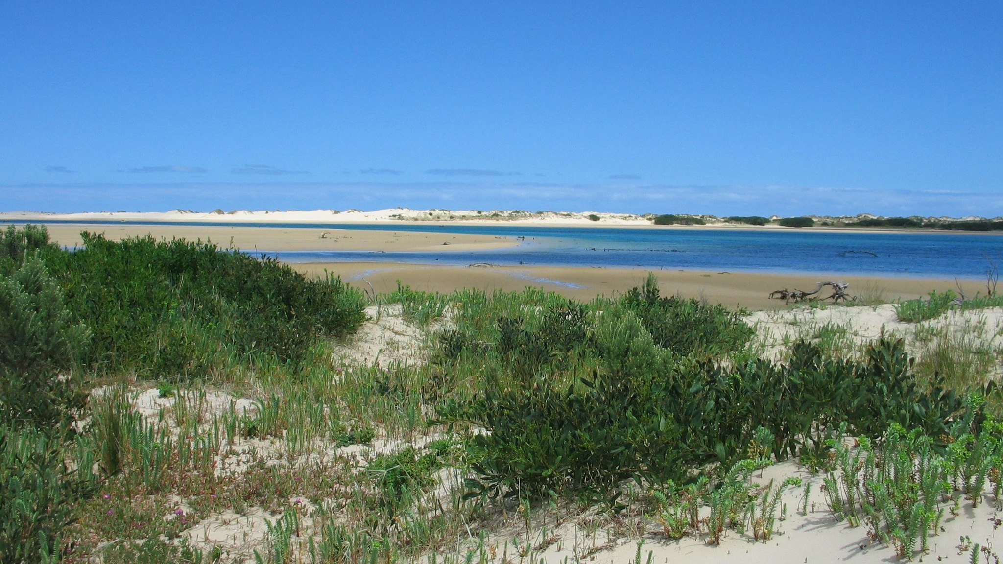 Shallow Inlet Marine and Coastal Park