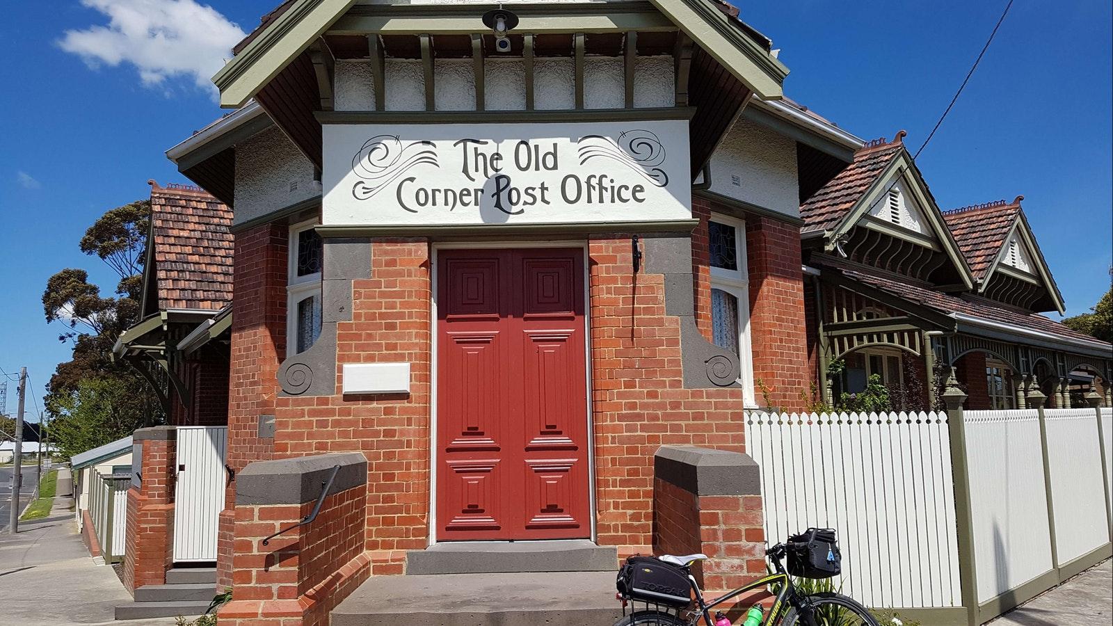 The old post office in Korumburra