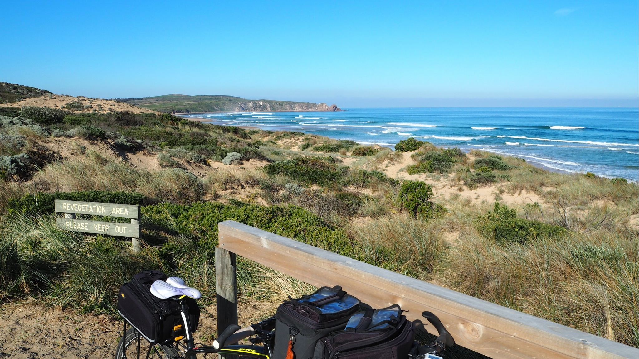 Take the back road to the wild beaches of Phillip Island
