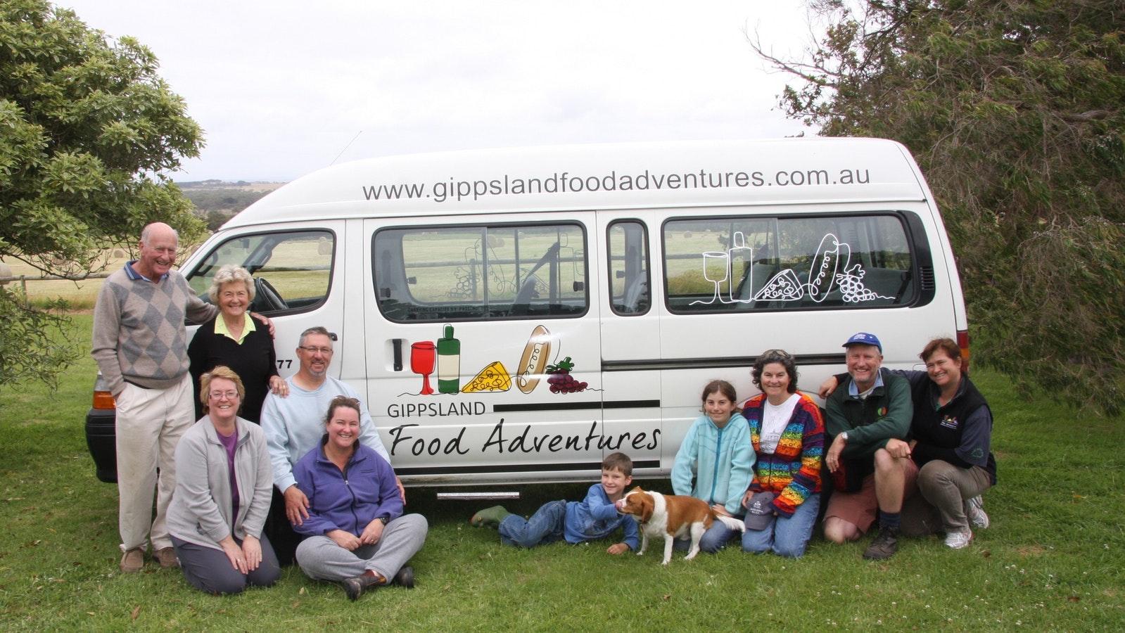 Gippsland Food Adventures Bus