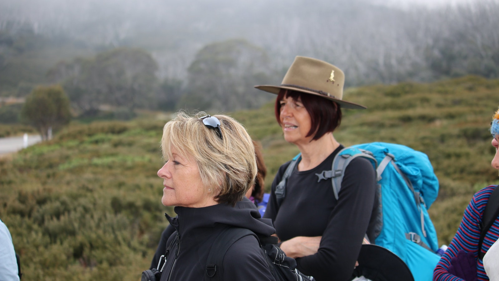 Ladies in High Country