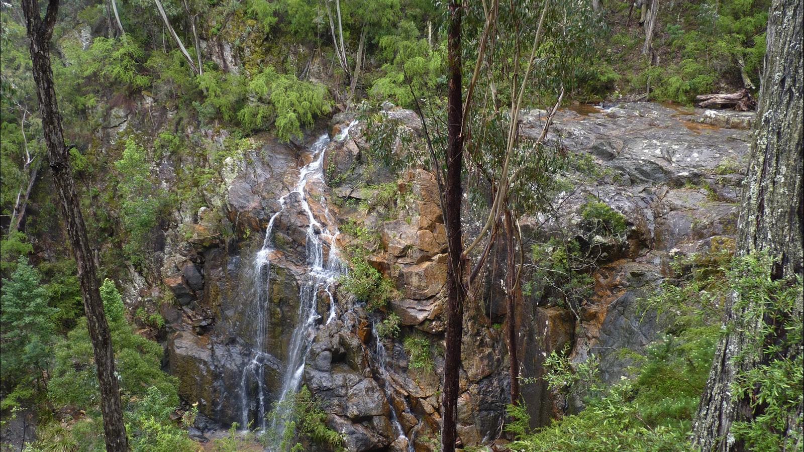 Waterfalls in East Gippsland