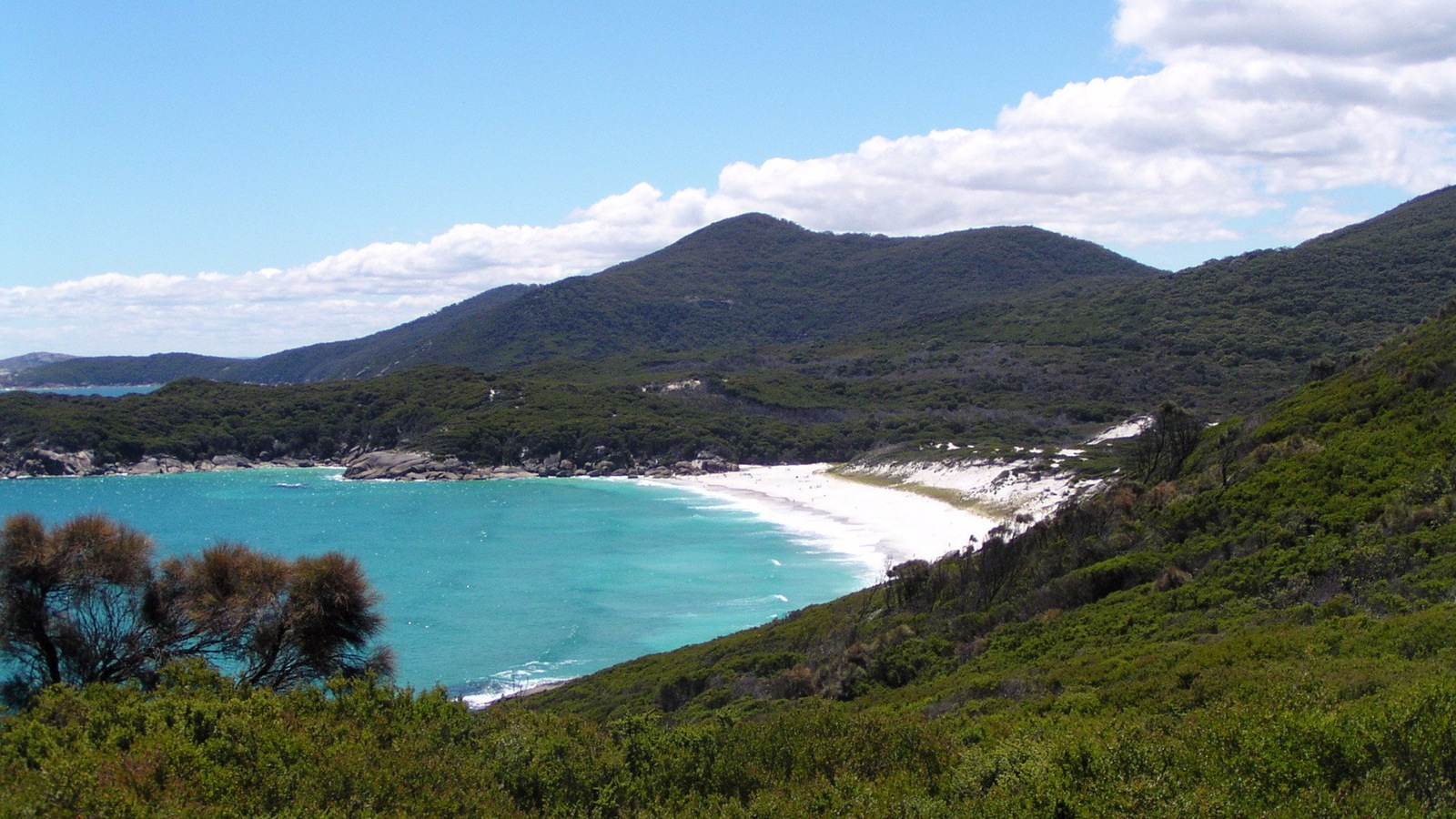Wilsons Promontory view