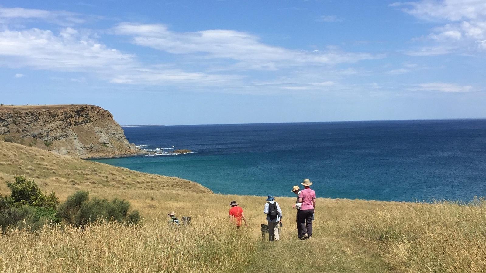 The George Bass Coastal Walk