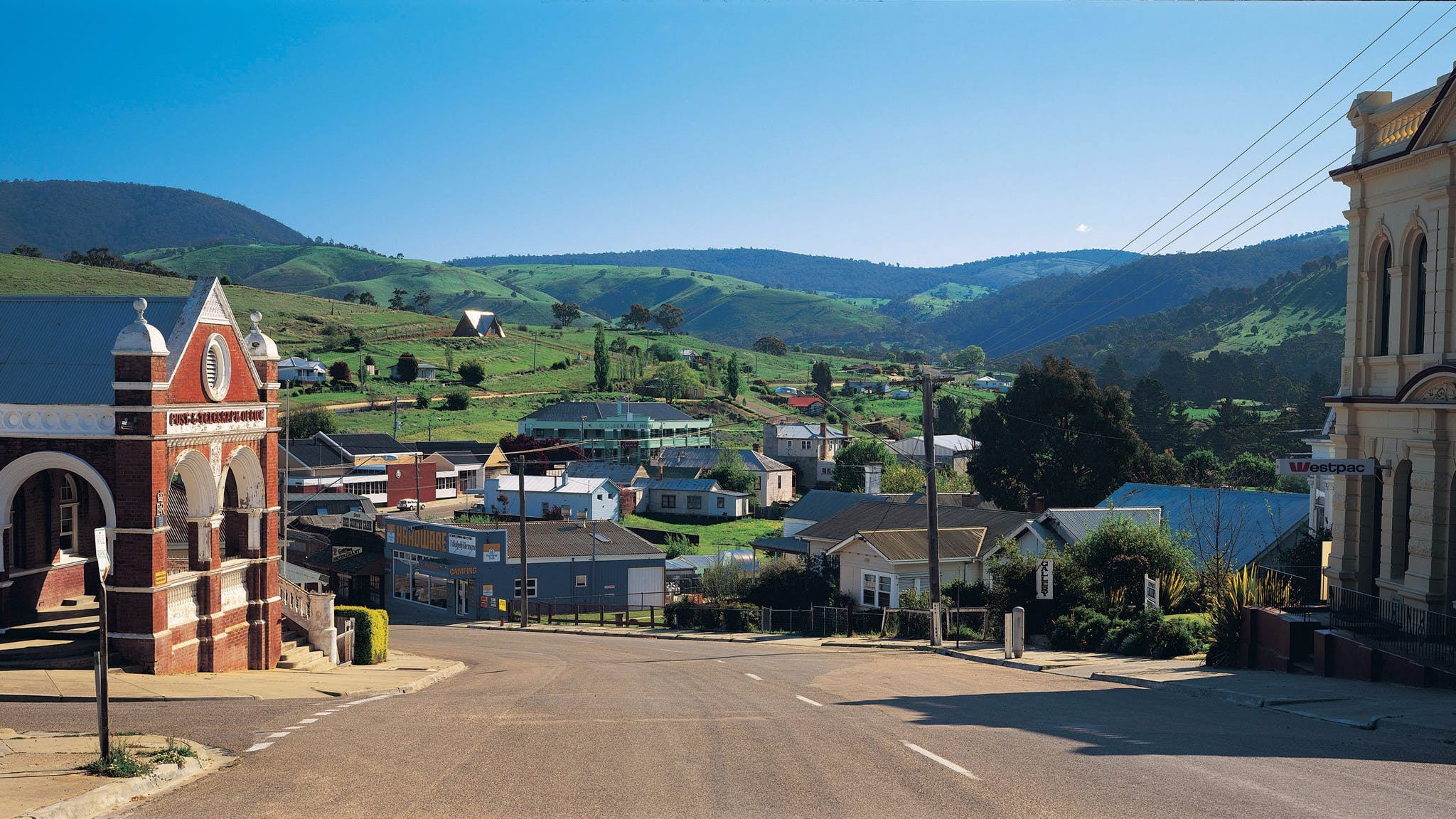 Omeo Region Visitor Information Centre