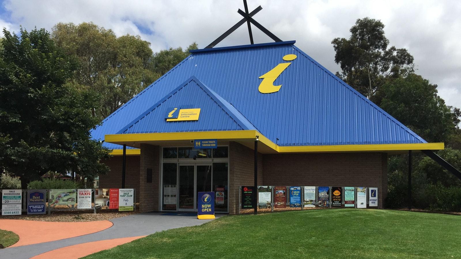 Wellington Visitor Information Centre - Sale