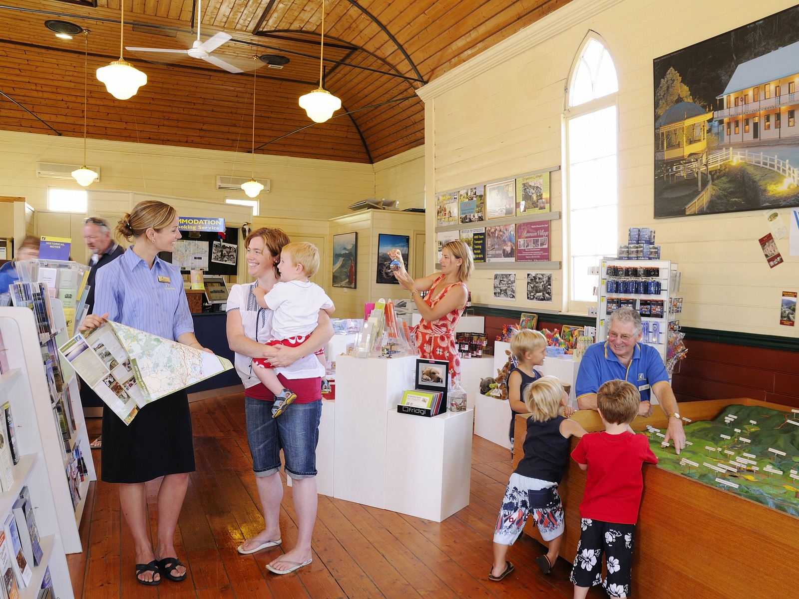 Latrobe Visitor Information Centre