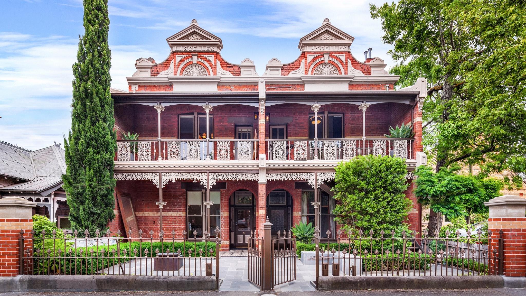 Lascelles - Twin Victorian Heritage Terraces