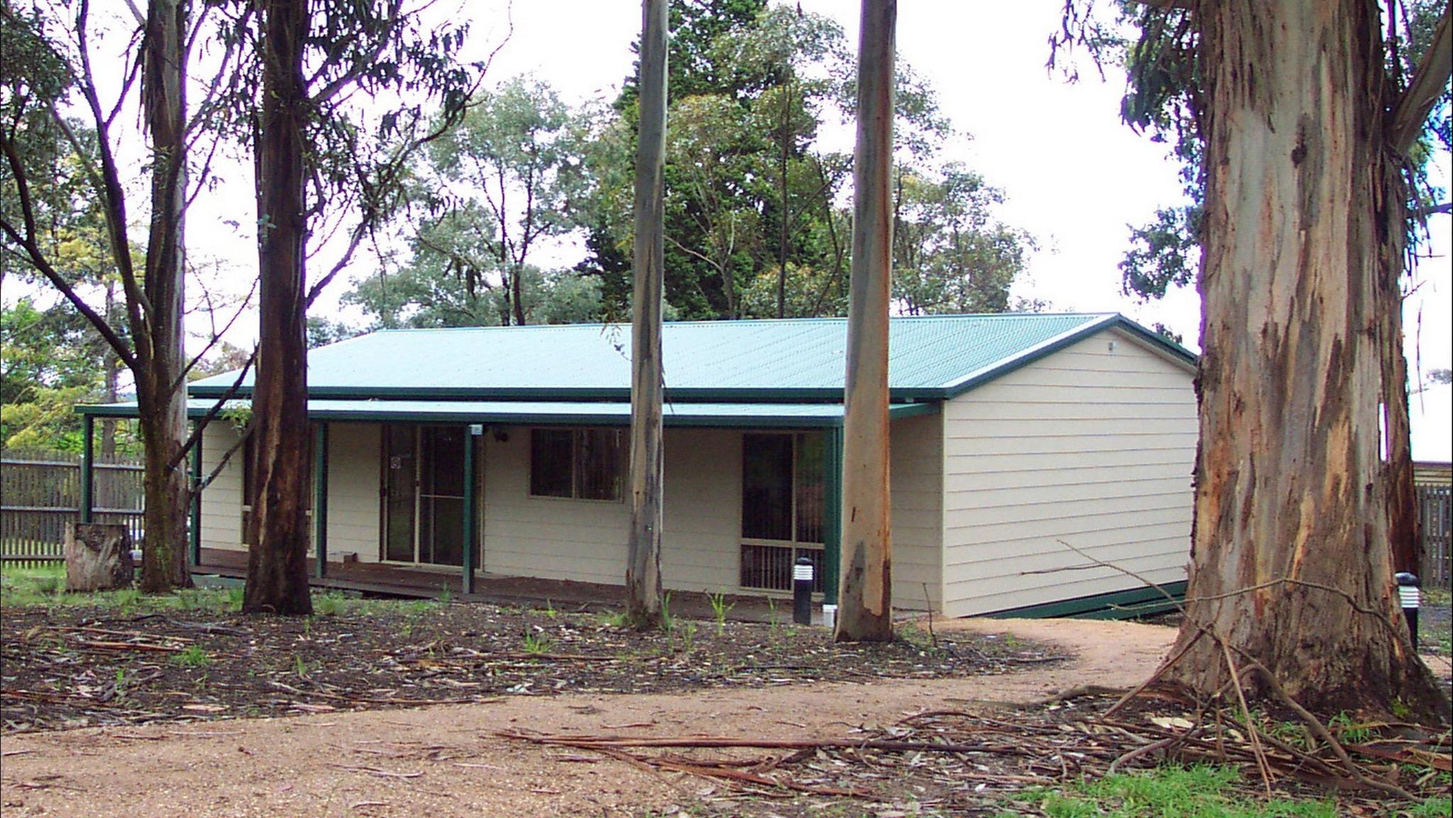 Ballarat YHA Exterior
