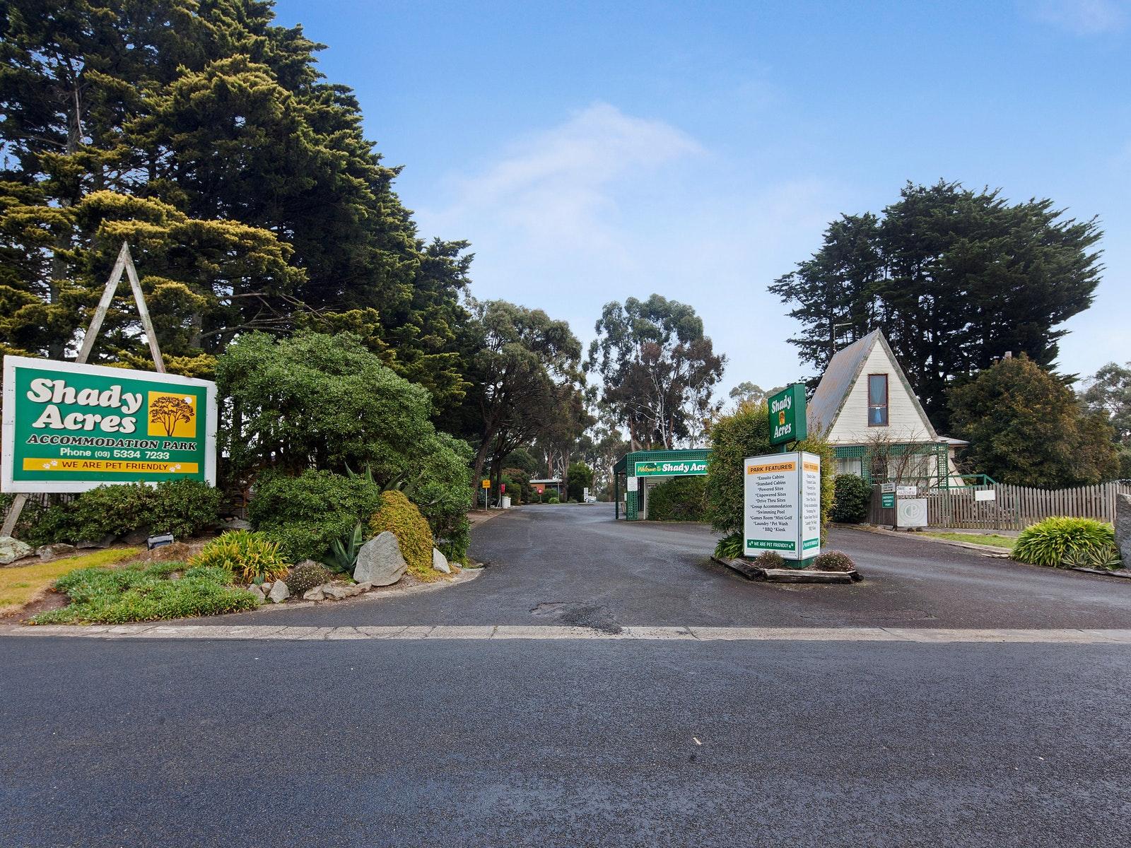 Caravan and holiday parks, Accommodation, Victoria, Australia