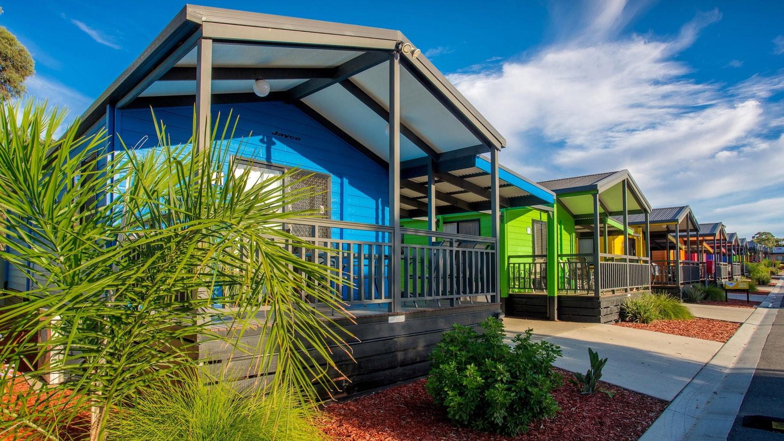 BIG4 Bendigo Park Lane Holiday Park