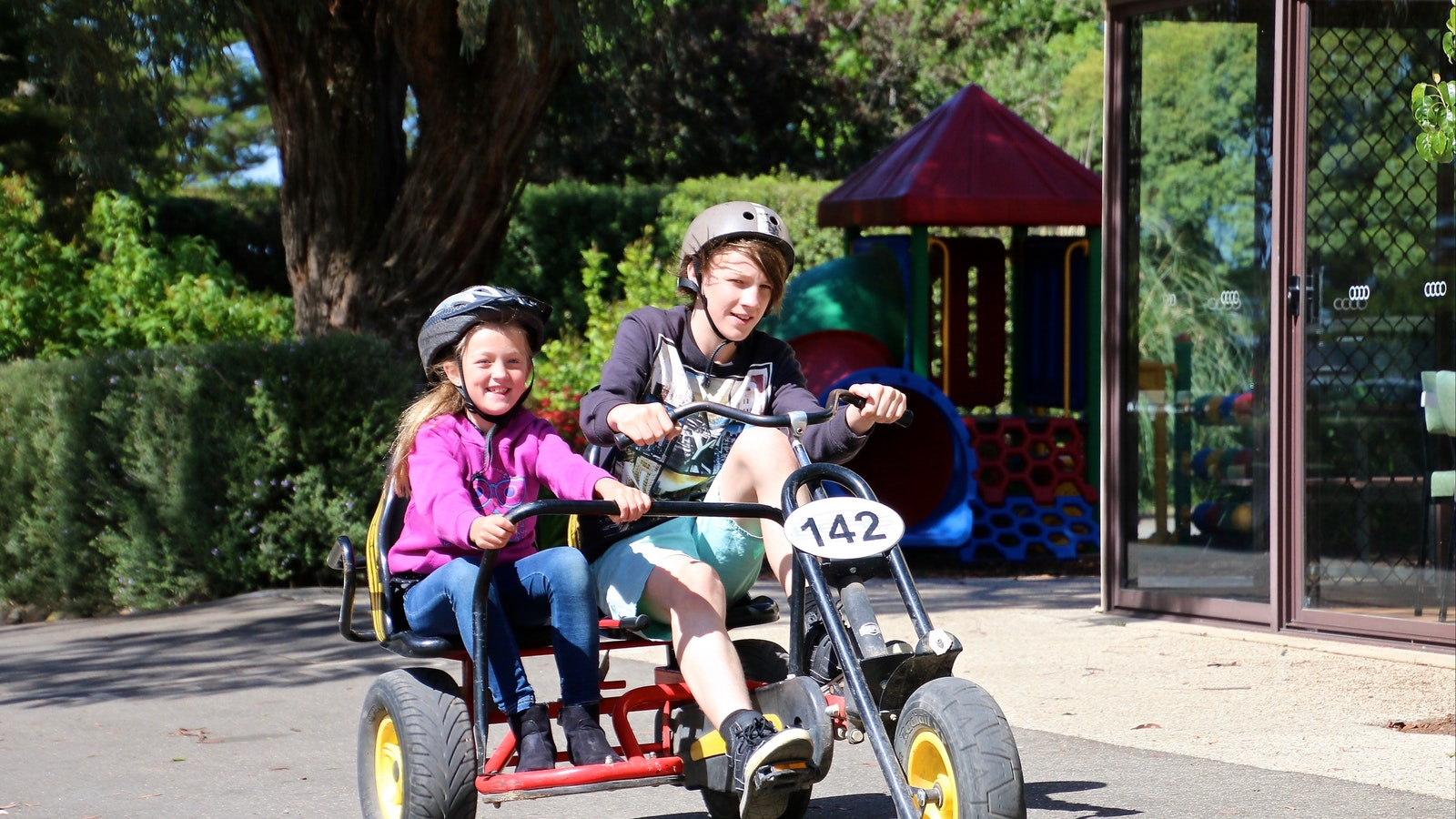 Pedal Karts for Hire