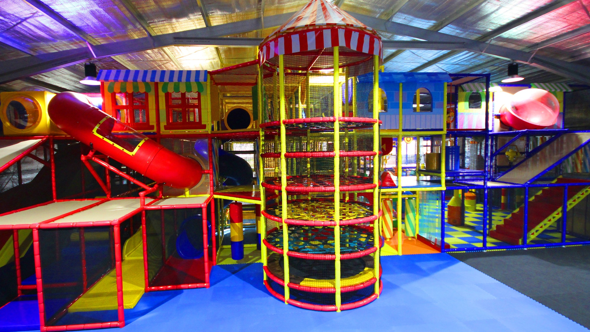 Indoor Play Structure