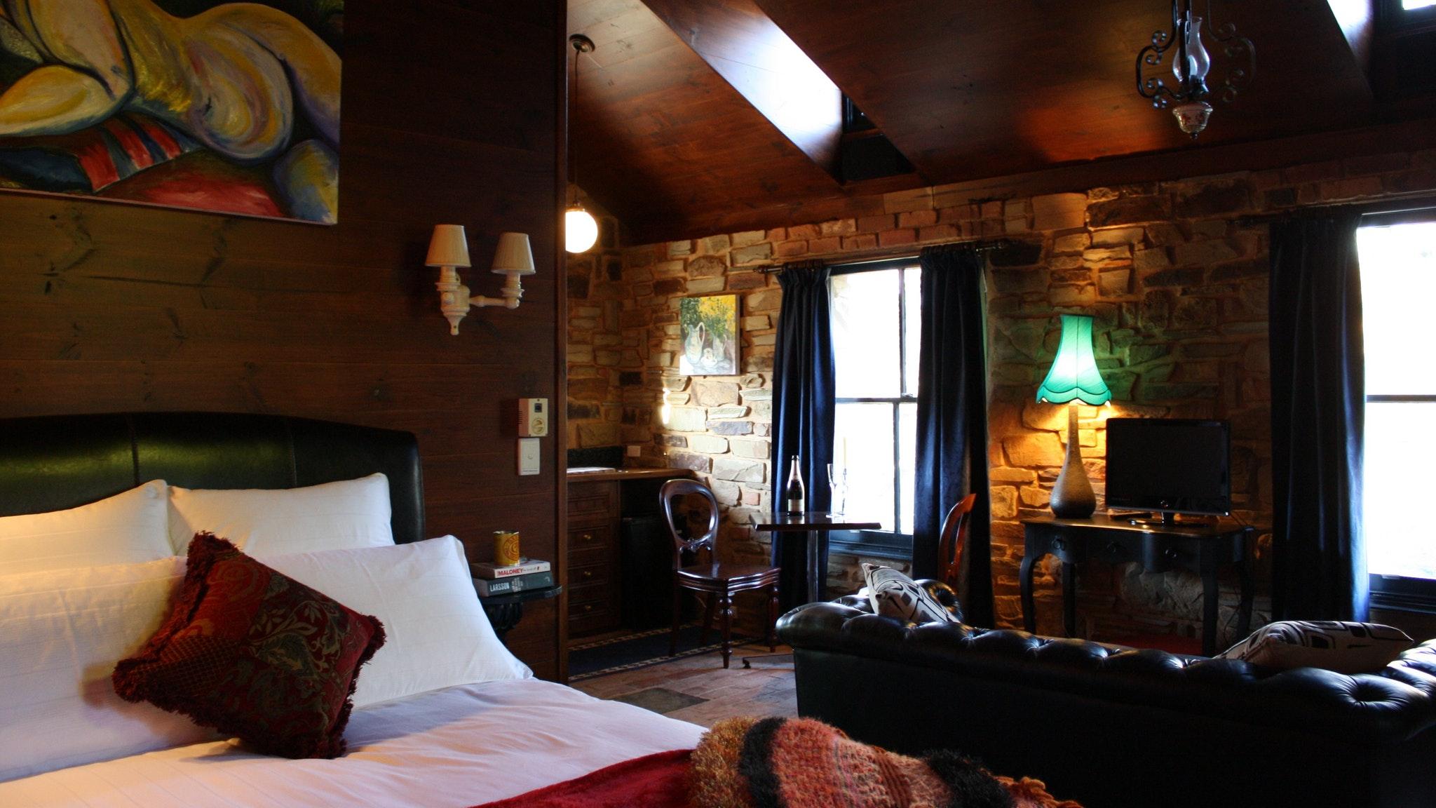 Ottery Cottage studio style accommodation