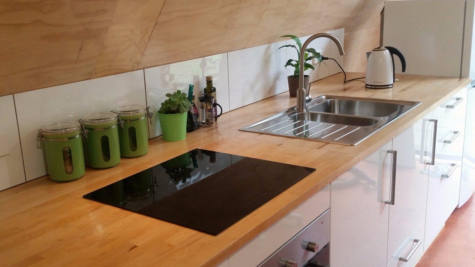 Kitchen - Kookaburra Cottage