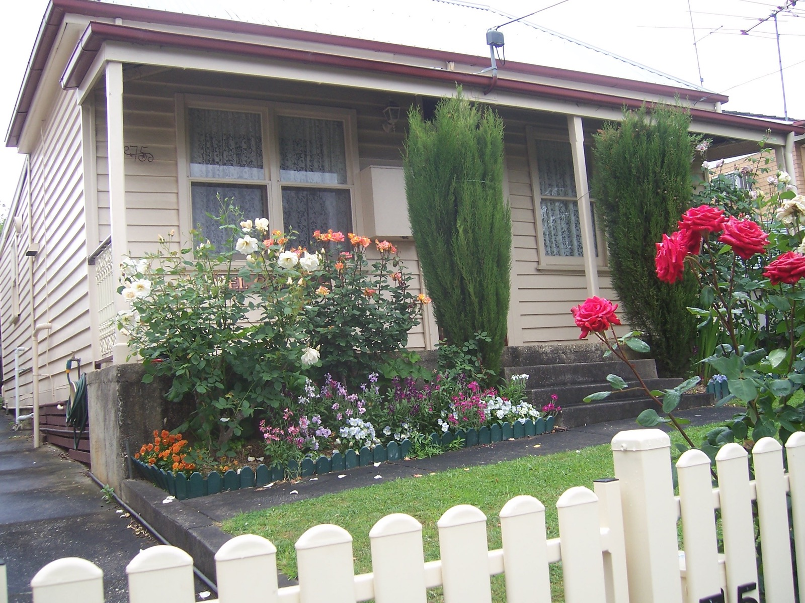 Street view - Peel Cottage