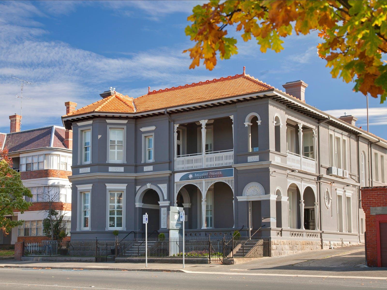 Ballarat Premier Apartfments