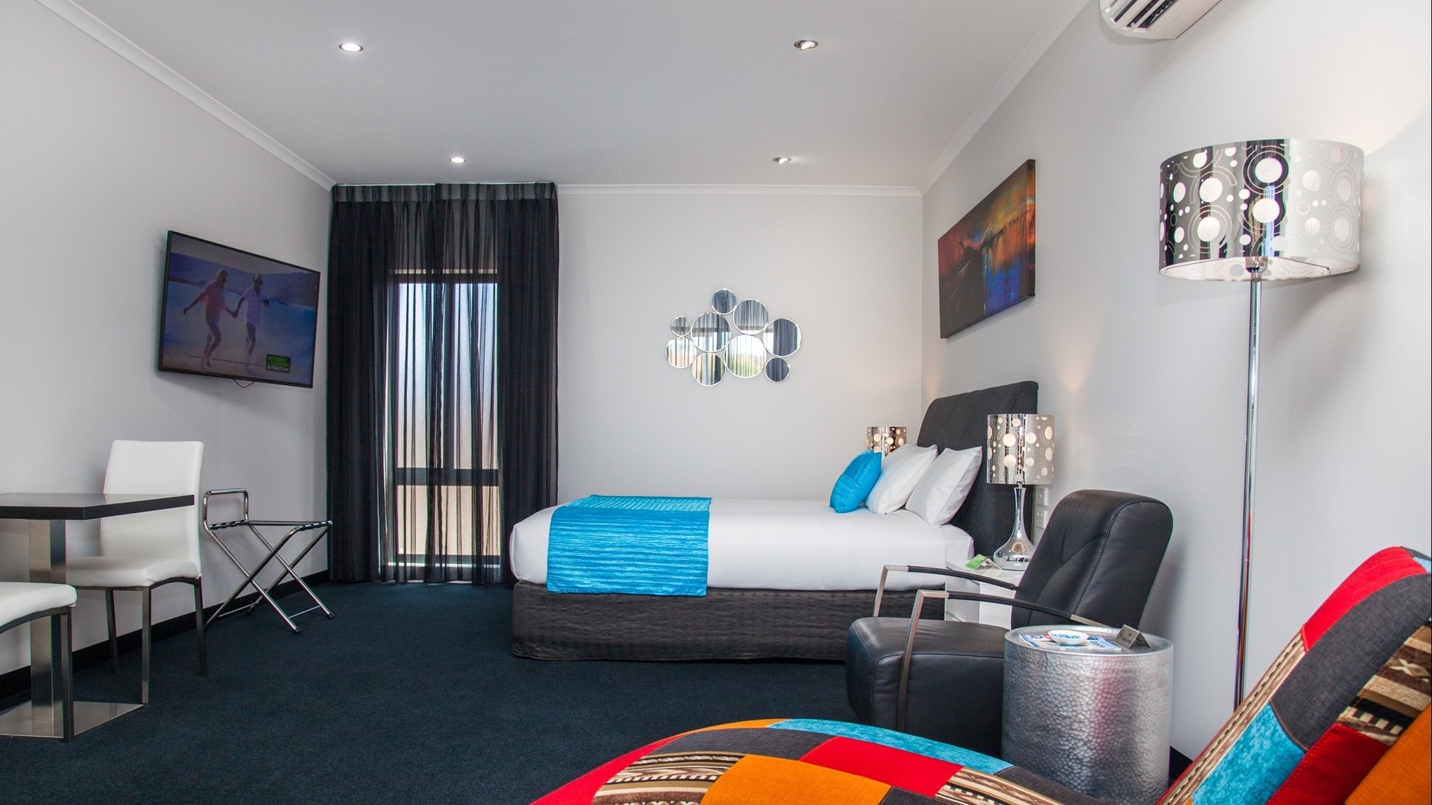 Premier King Room - Junction Motel, Maryborough