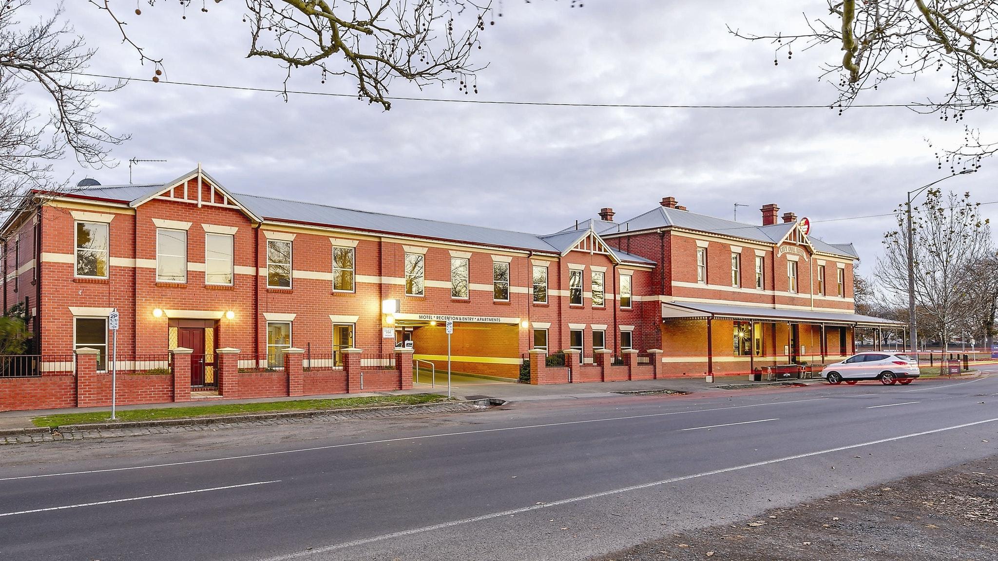 Motels In Melbourne City Centre