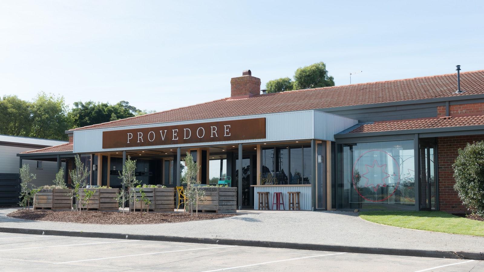 Provedore Cafe Bar Pizzeria