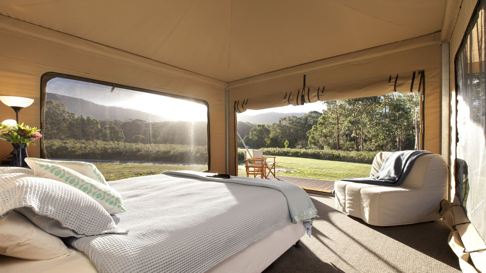 Glamping Village Accommodation
