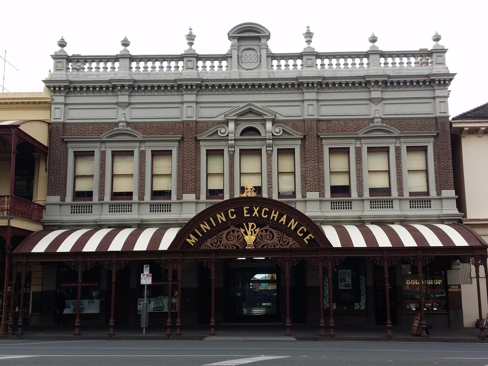 Venue - Ballarat Mining Exchane