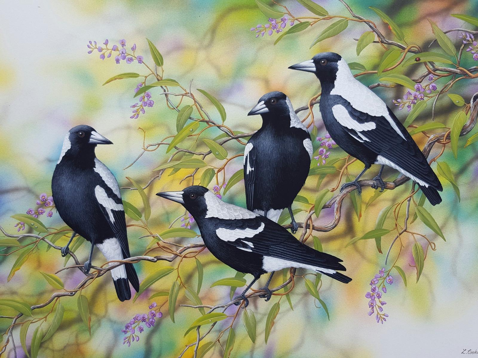 Artist: Lyn Cooke