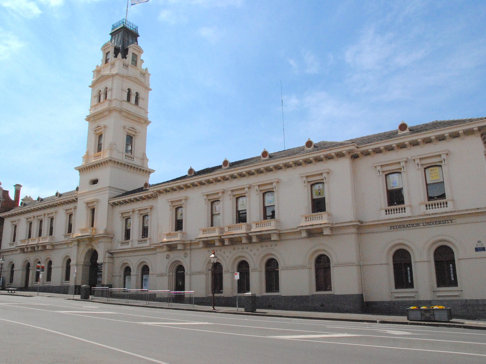 Then Ballarat Writers Festival will take place in central Ballarat around the Federation University