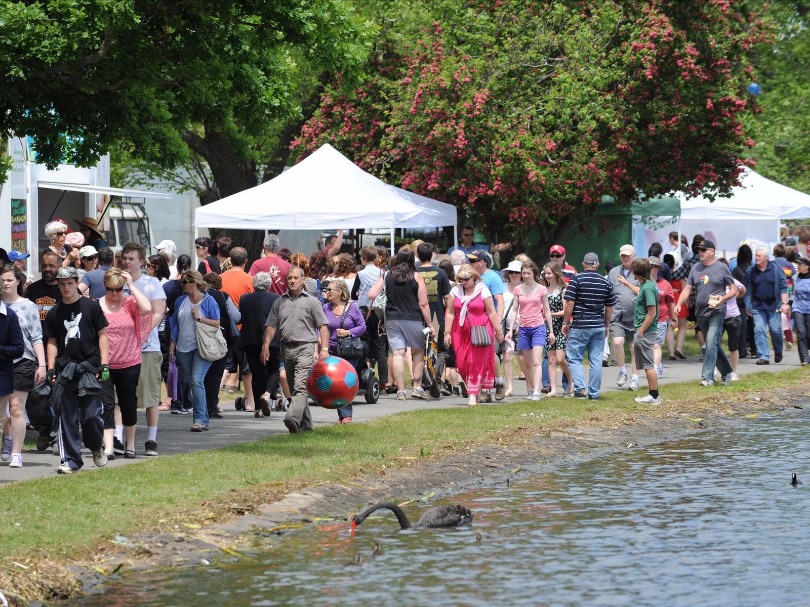 SpringFest Market Weekend