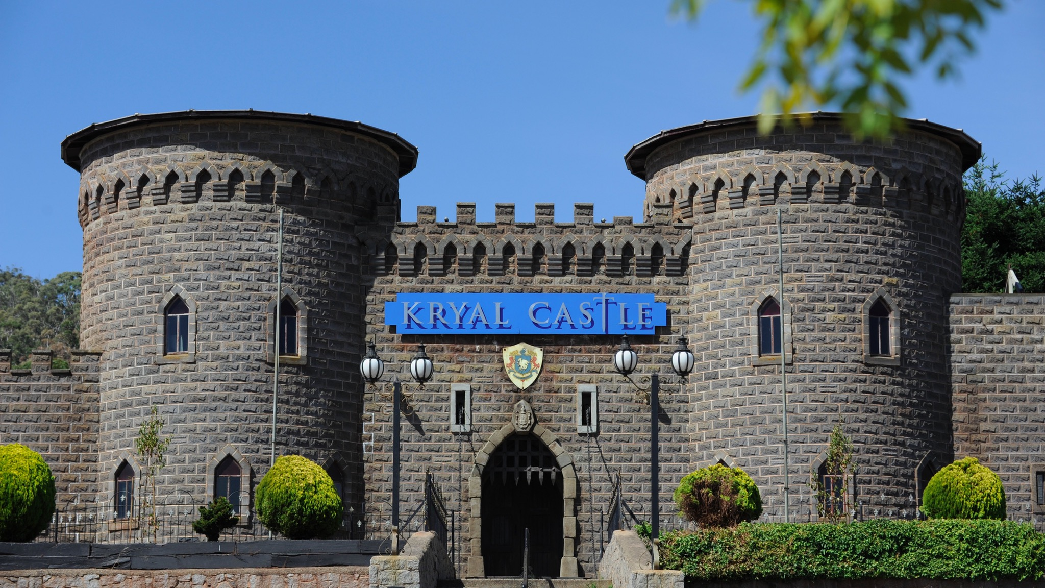 A Land of Medieval Adventure