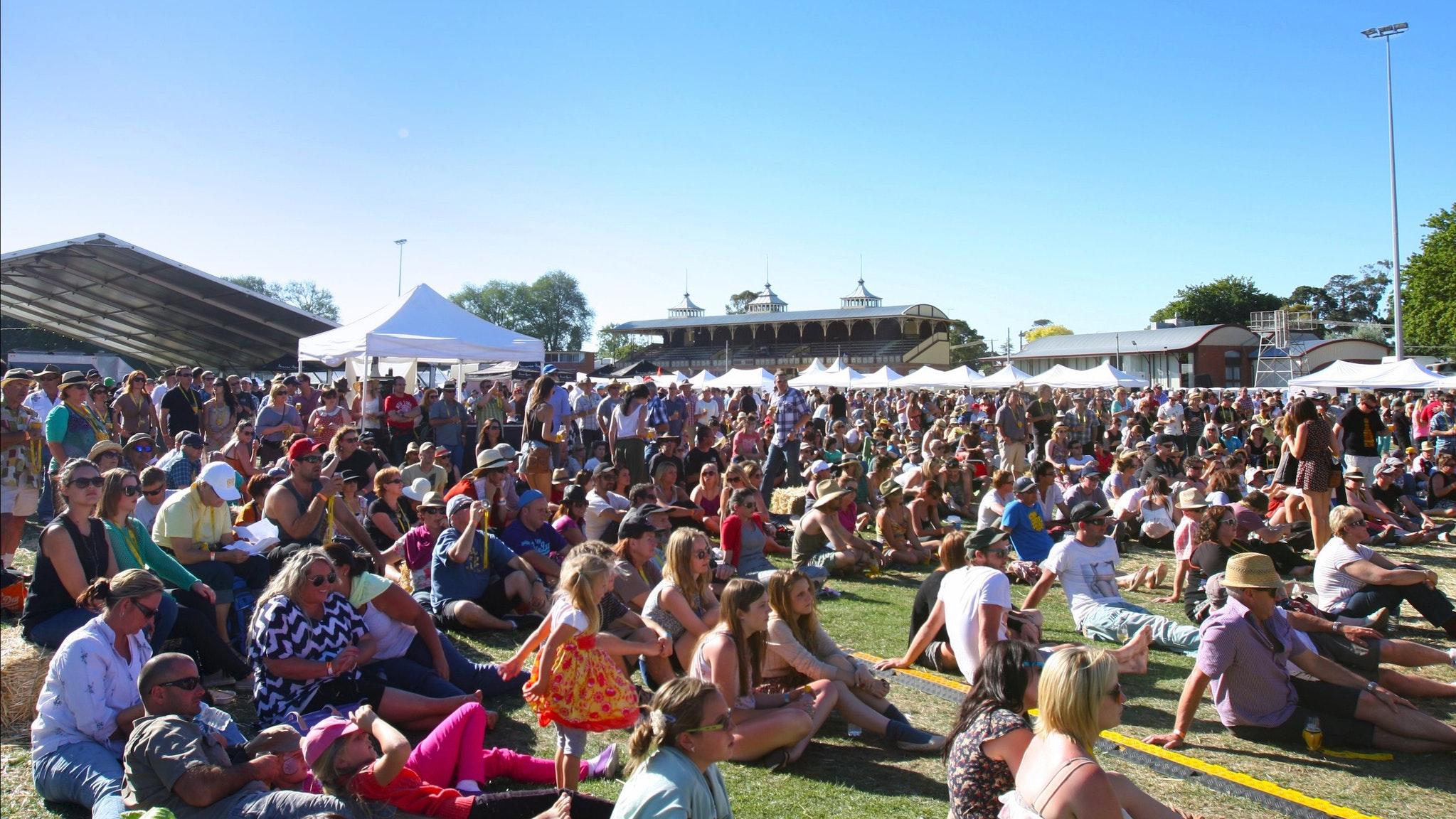 Ballarat Beer Festival January 2016