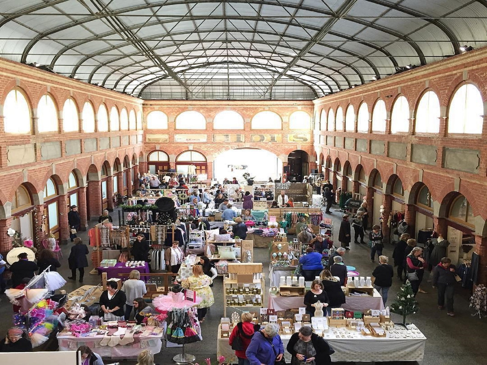 The Design Exchange Market - Ballarat Mining Exchange