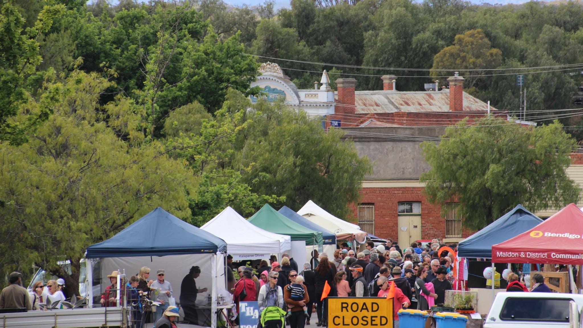 maldon market handmade home grown event goldfields victoria rh visitmelbourne com acme markets shop at home