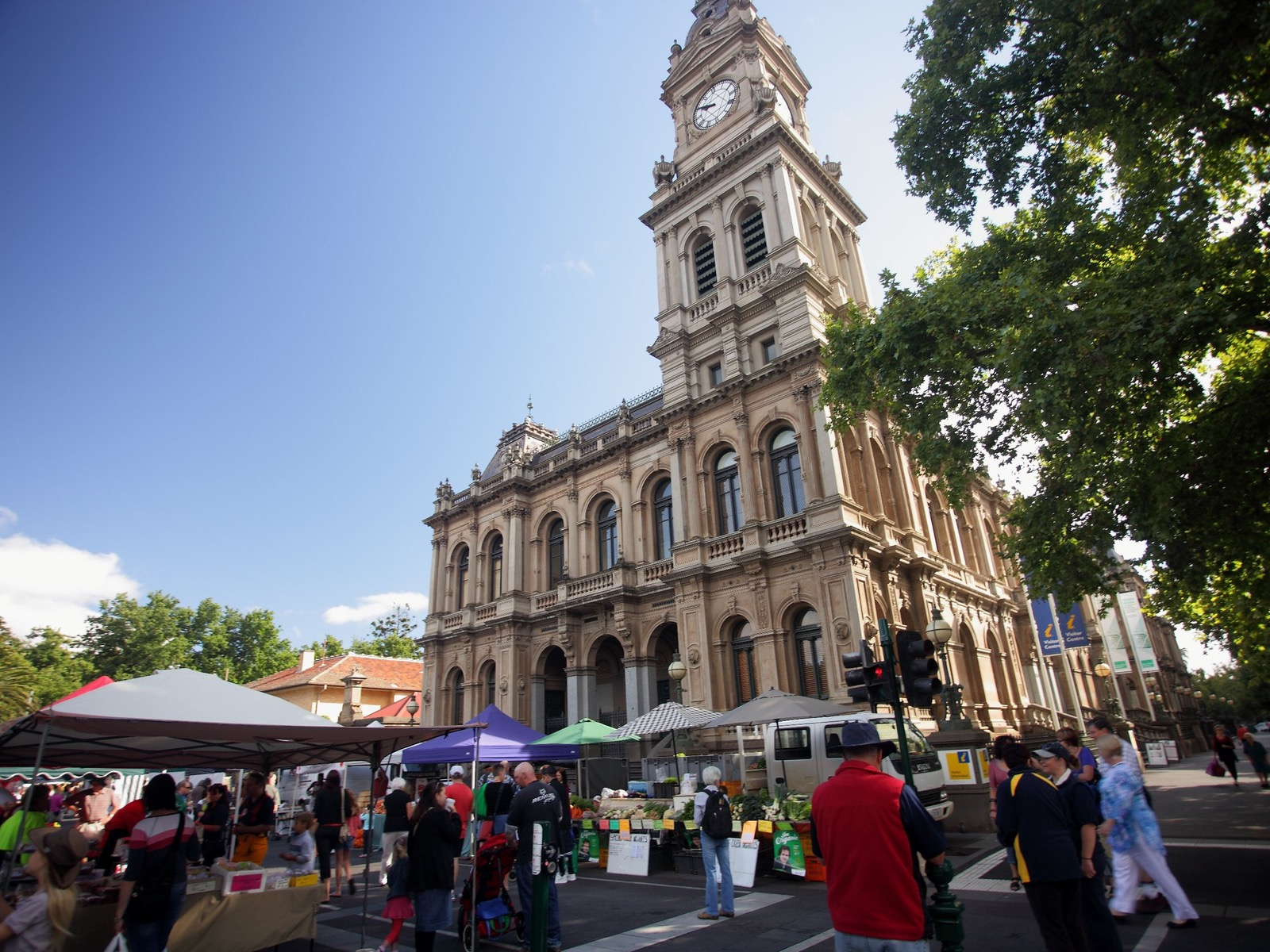Bendigo Destinations Goldfields Victoria Australia