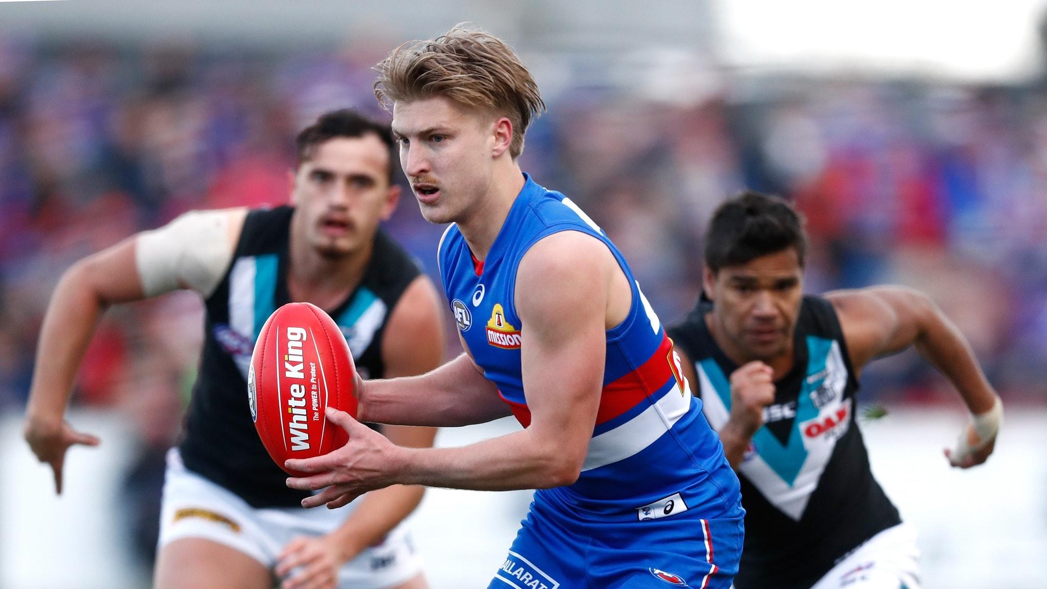 Western Bulldogs vs Port Adelaide
