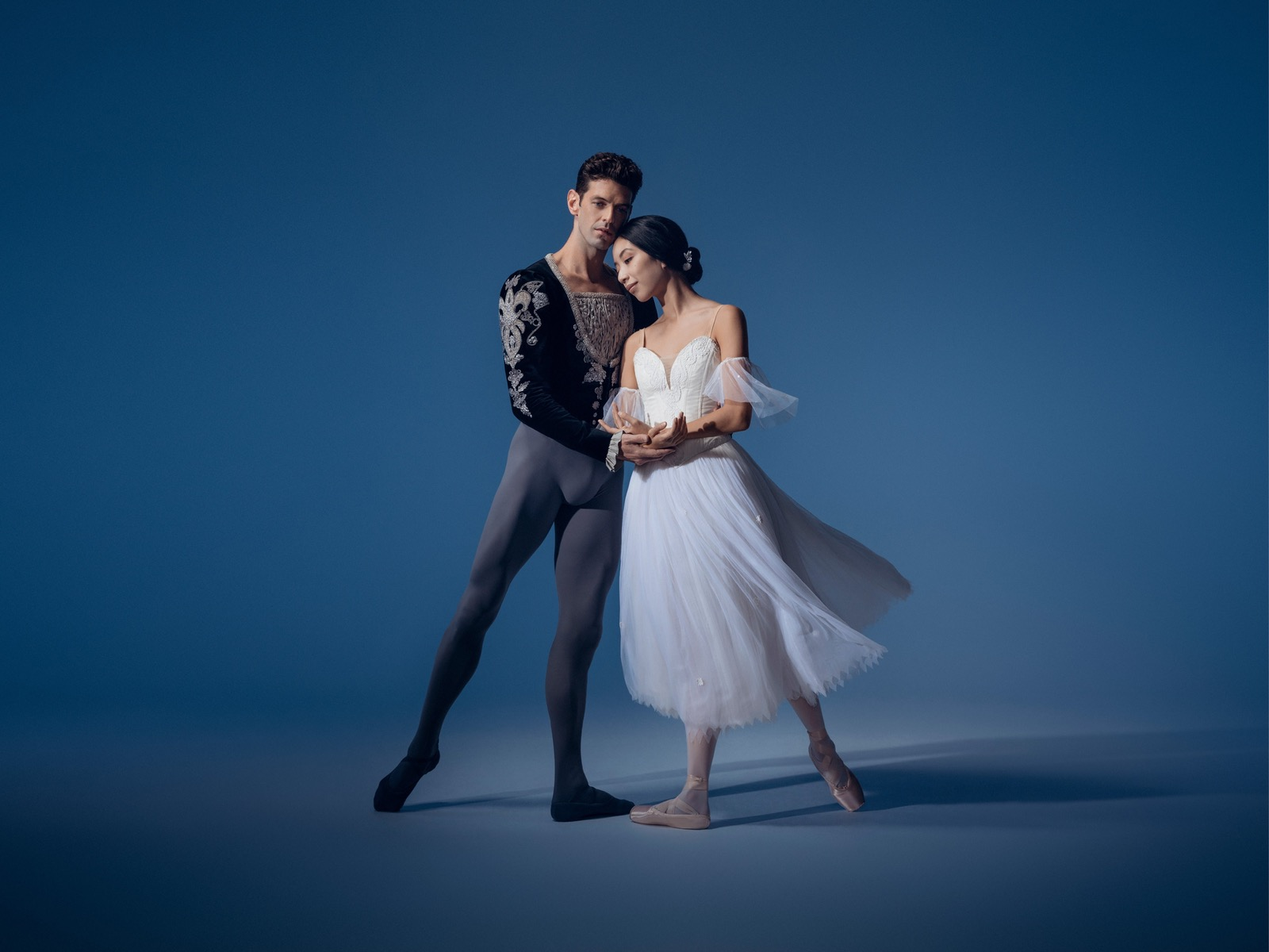 Andrew Killian and Karen Nanasca from The Australian Ballet
