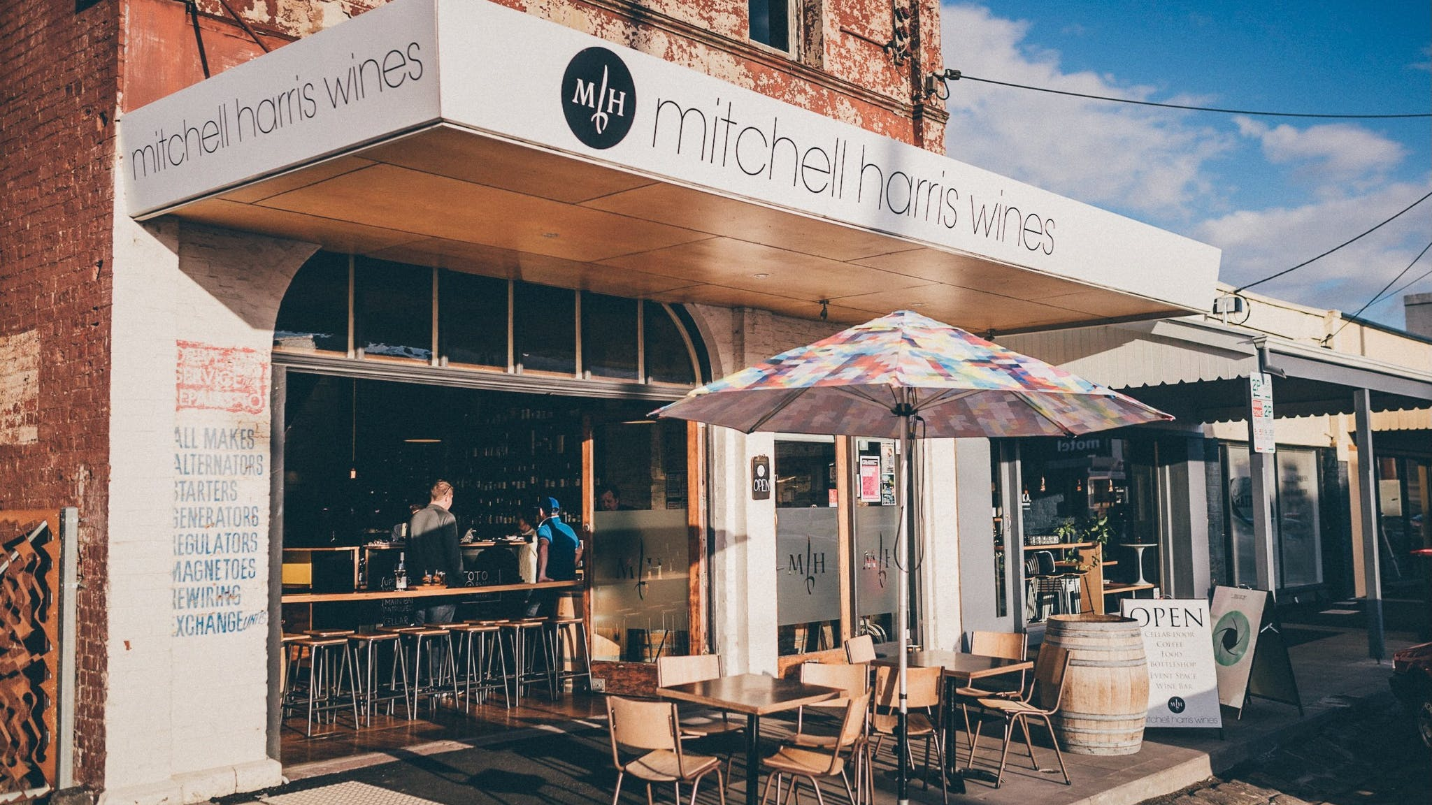 Mitchell Harris Wine Bar