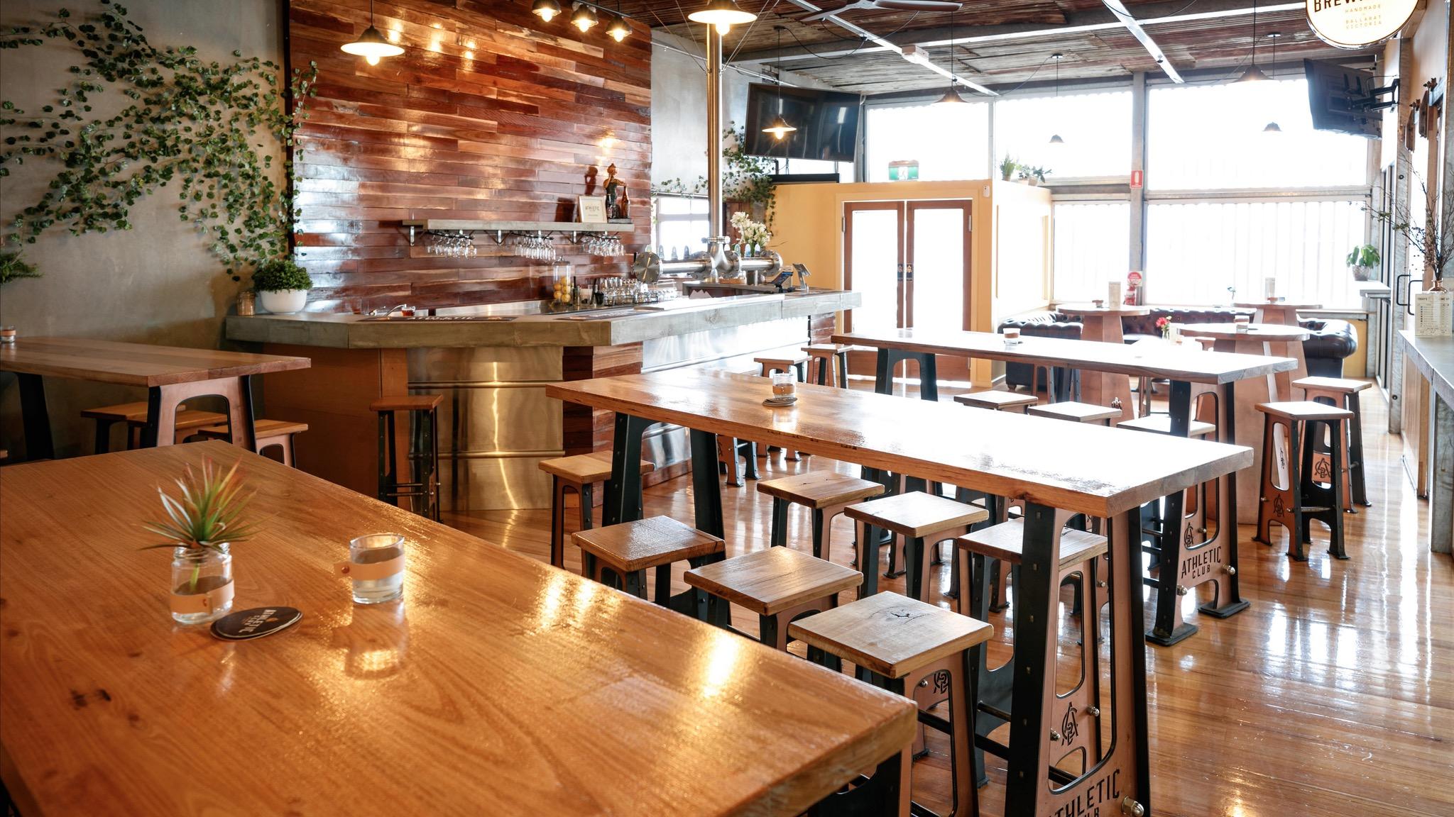 Athletic Club Brewery - Tap Room 2