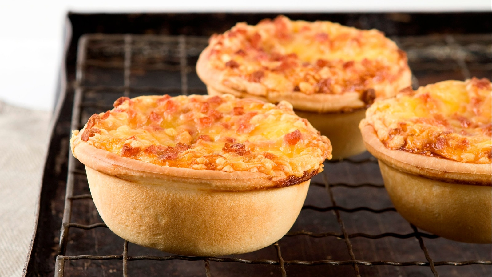 Ned Kelly pies - hearty and delicious
