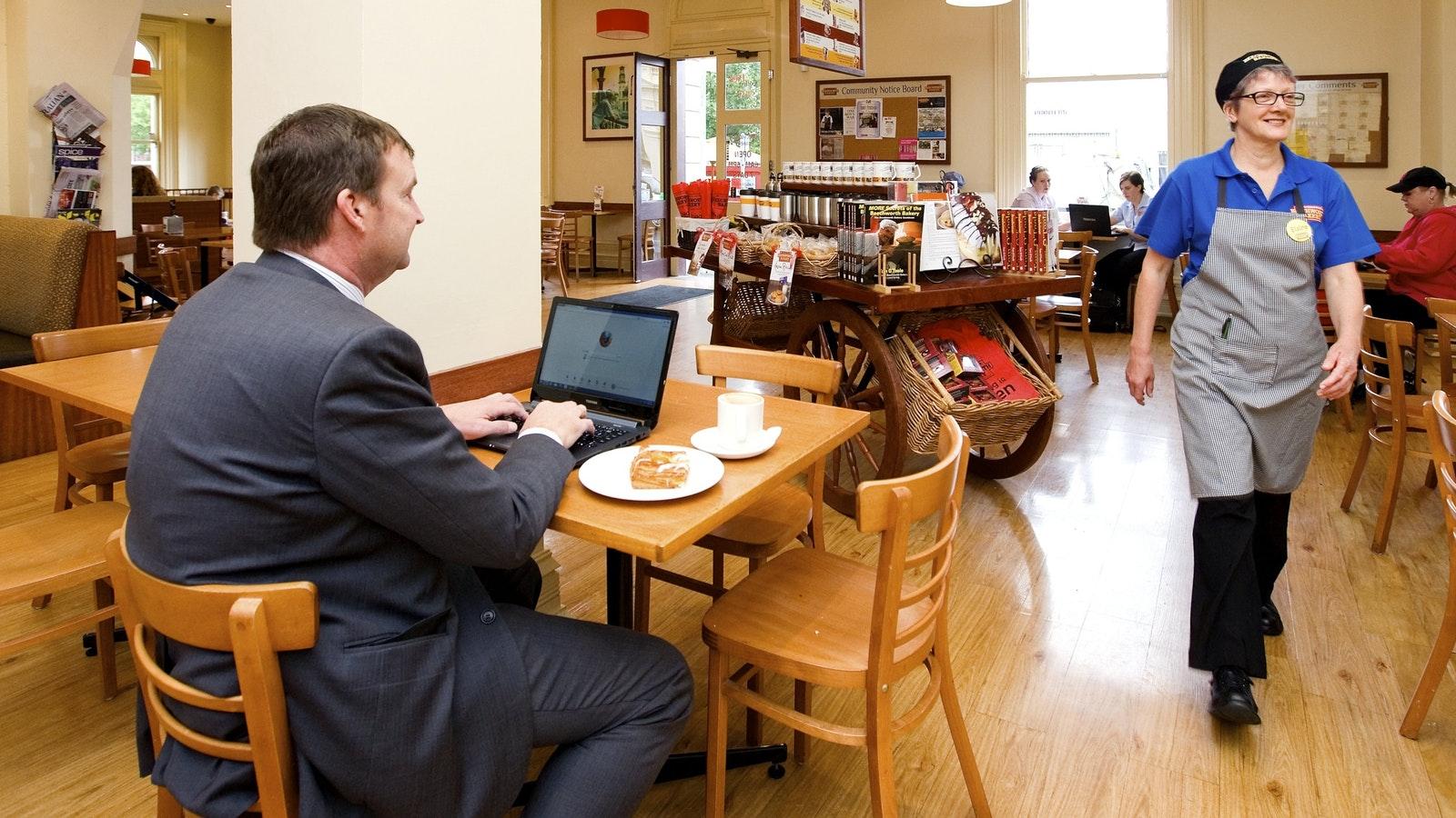 Beechworth Bakery Ballarat invites taking your time