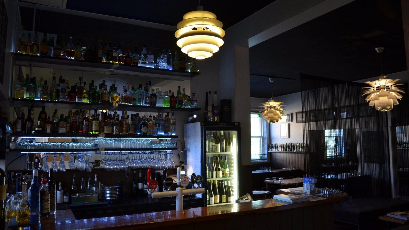 Silk Purse Bar and Dining Room