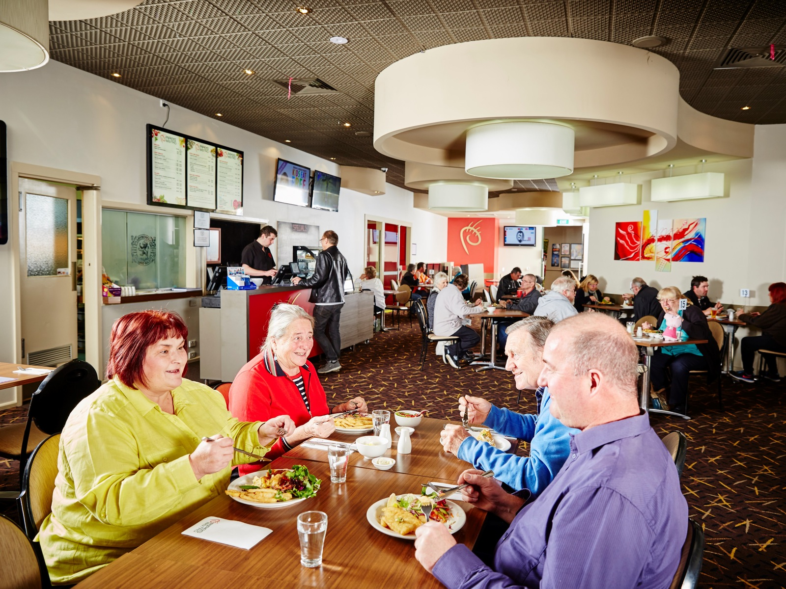 Maryborough Highland Society Bistro