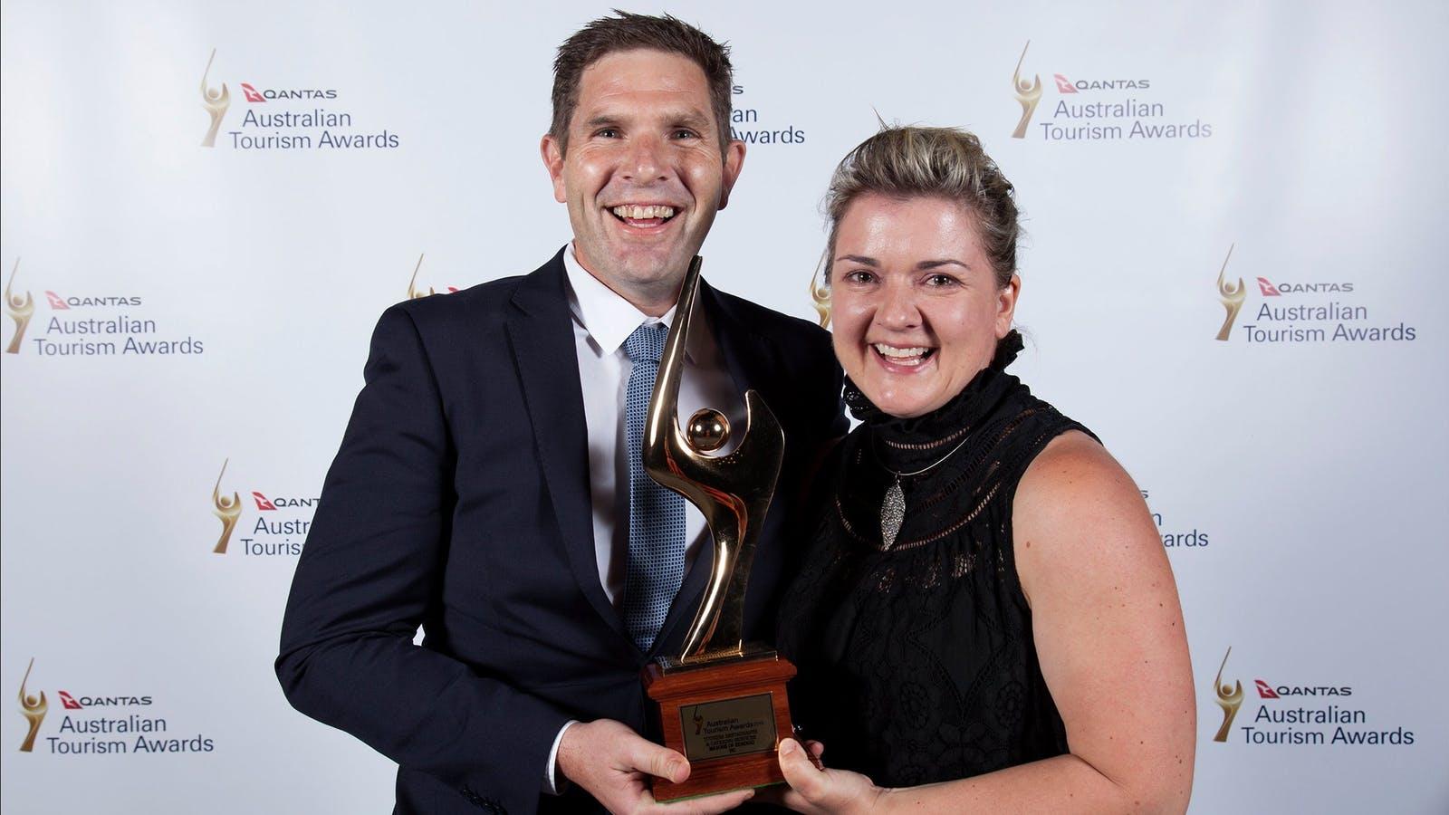 2016 Gold winners, Australian Tourism Awards